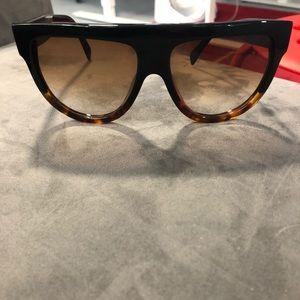 Authentic Céline Shadow Gradient Sunglasses